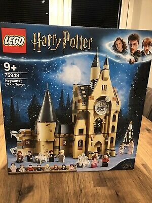 Harry Potter Lego: Hogwarts Clock Tower: 75948 Brand New