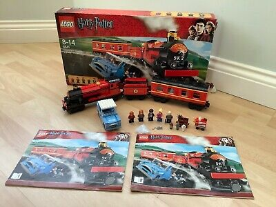 LEGO Harry Potter Hogwarts Express (4841) 100% complete c/w box and instructions
