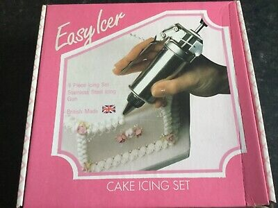 Easy Icer Cake Icing Set. Brand New in Box