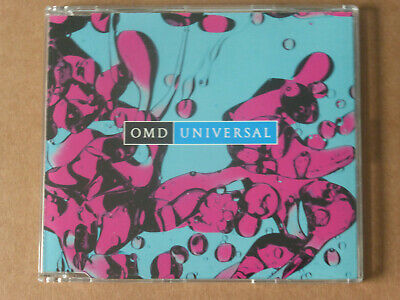 Orchestral Manoeuvres In The Dark: Universal (Deleted 1996 4 track CD Single)OMD