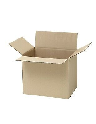 Cardboard Packing Moving Boxes 50L Removalist Packing Cartons- STRONG & COMPACT