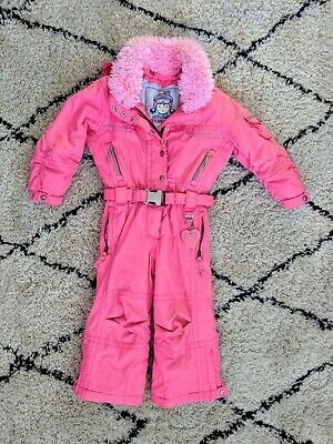 Poivre Blanc ski outfit girls 3 yrs