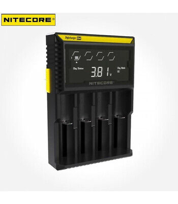 Cargador Digicharger D4 - Nitecore