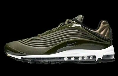 Nike Mens Air Max Deluxe SE Khaki Trainers Size 8 UK Brand New