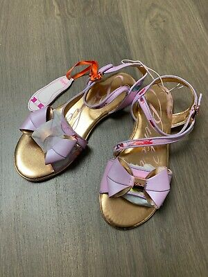 New Ted Baker Older Girls Sandals Size UK 4 EU 37