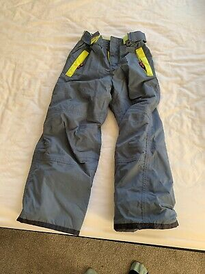 Mini Boden Boys/girls  Ski Trousers Age 6-7. Excellent Condition
