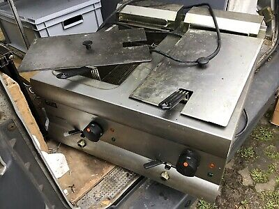 Lincat Double Fryer