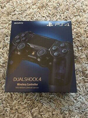 500 Million Limited Edition Sony PS4 Dualshock 4 V2 Wireless Controller - Sealed