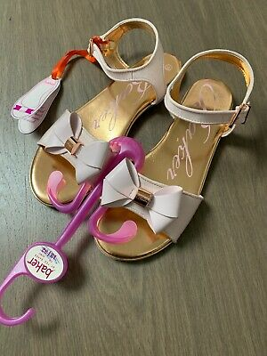 New Ted Baker Older Girls Sandals Size UK 6 EU 39