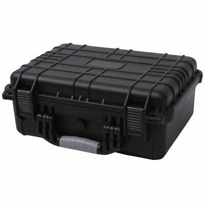 Protective Equipment Hard Carry Case Box Travel Removable Foam Lightweight Sizes