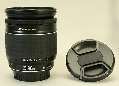 Obiettivo Canon Zoom Lens EF 28-200mm 1:3.5-5.6 USM Ultrasonic