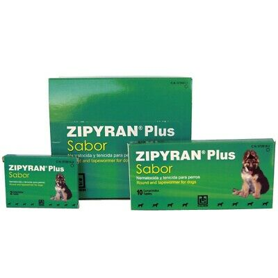 Zipyran Plus Calier 10 Comprimidos  Caducidad Nov 2021