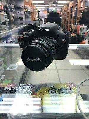 Canon Rebel T2i EOS Digital Camera, w/ 18-55 mm Lens
