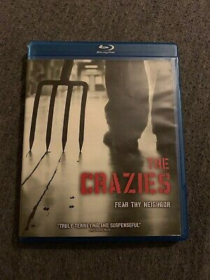 The Crazies [Blu-ray] DVD, Radha Mitchell, Timothy Olyphant,