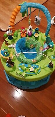 Jungle exersaucer in very good condition