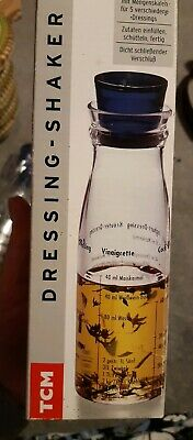 TCM Dressing Shaker Made In Germany with German text