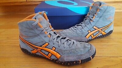 ASICS Rulon Wrestling Shoes Size 9.5 (RARE)