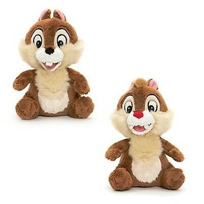 Chip n Dale rescue rangers plush soft toys VGC Chip and Dale