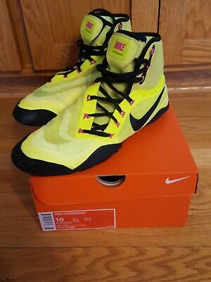 Nike Hypersweep Rio wrestling shoes size 10