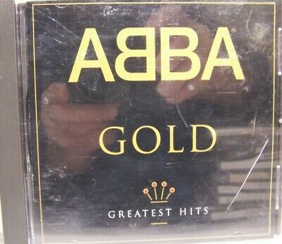 ABBA GOLD Greatest Hits   CD  1992  Dancing Queen Plays Great!!