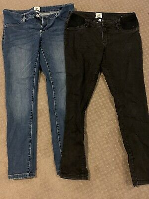 Size 14 Just Jeans Maternity Jeans