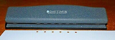 Day-Timer 6-Hole Paper Punch