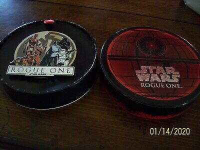 Disney Parks Star Wars Rogue One Jumbo Pin LE 1000 New In Box