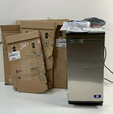 Nearly New $1700 Manitowoc SM-50A SMS050A002 Undercounter Ice Cube Machine Maker