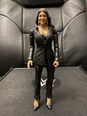 WWE Mattel Figures Lot Basic 51 1st Time In Line  Stephanie McMahon Wrestling