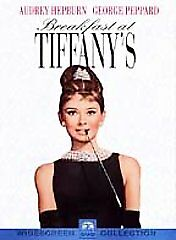 Breakfast at Tiffanys (DVD, 1999)