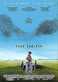 Take Shelter (DVD, 2012) - Michael Shannon Jessica Chastain film