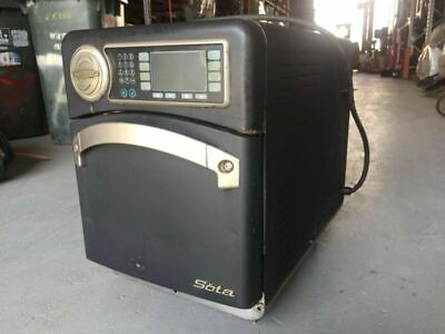 Turbochef Sota 6200 Watt Convection Speed Rapid Cook Oven - 3 Phase - Used