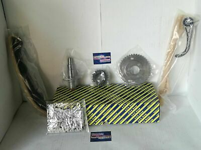 KIT CATENA DISTRIBUZIONE (6PZ.)FOR  MERCEDES CLASSE A (W169) 170  85kw-116cv