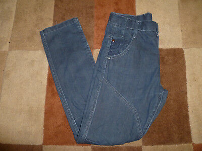 "Kid's (9-10 yrs) Jeans by Industrial Denim Co (W26"" L26"") Excellent Condition"