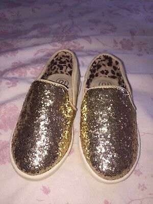 Girls River Island Trainers Pumps Size 5 22 Brand New