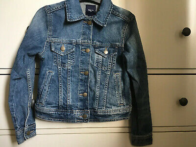 Gap Kids Girls Denim Jacket Age 8-9