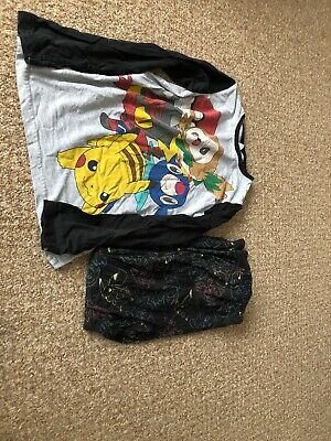 boys pokemon pyjamas Pjs Next Size 10 Years