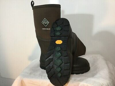 Original Muck Boot Company Men's sz 12 Chore Cool Steal Toe Waterproof Insulated