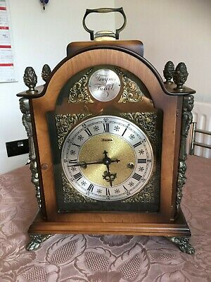 Hermle Bracket Clock