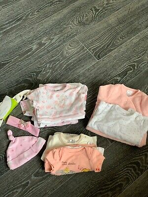 Lovely Little Bundle of Baby Girls Newbotn Clothes