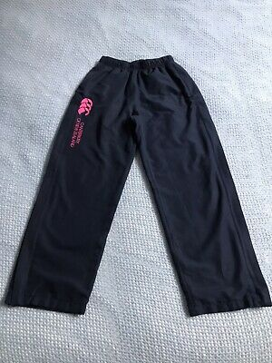 Girls age 12 Canterbury jogging bottoms