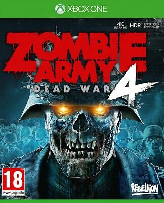 Zombie Army 4: Dead War (Xbox One) Out 4th Feb New & Sealed Free UK P&P