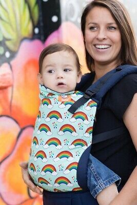 Toddler Tula Carrier Rainbow Showers