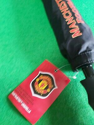 Manchester United gust buster big vented umbrella official top end merchandise