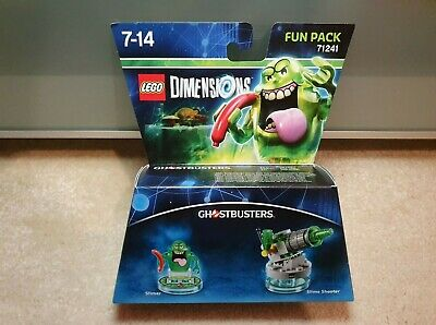 Lego Dimensions Ghostbusters Slimer Fun Pack (71241) - Brand New