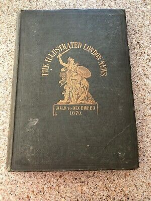 1870 The Illustrated London News
