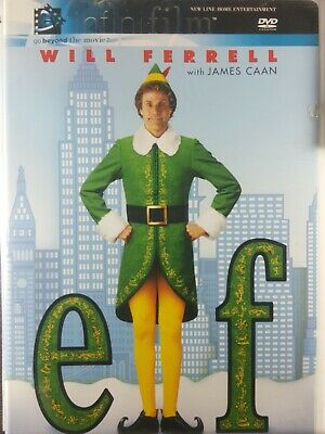 Elf (DVD, 2004) Will Ferrell