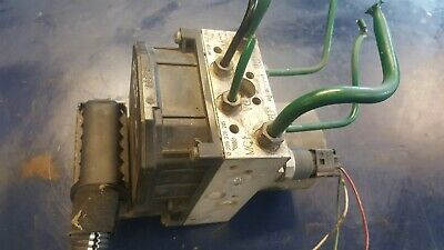 2004 Peugeot 307Cc 2.0 Convertible Coupe Brake Abs Pump 0265950093 0265225215