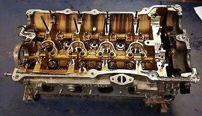 2007 BMW E90 E91 318i 2.0 PETROL N46B20 CYLINDER HEAD 7505422.9 GOOD CONDITION