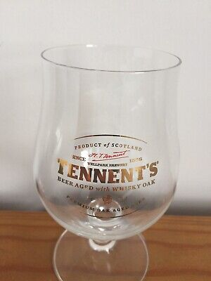 Tennent/'s Bar  Runner  Beer Aged With Whisky Oak 41 cm x 22 cm approx size